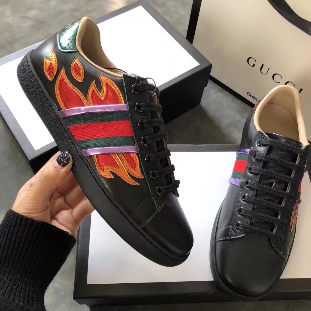 Gucci Lovers Casual shoes GG1314H black