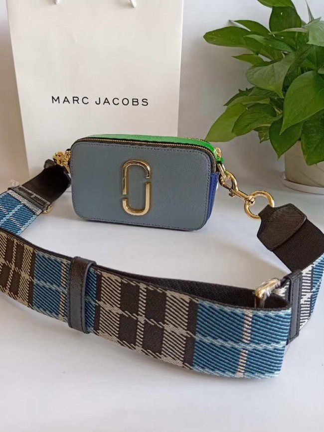 MARC JACOBS Snapshot Saffiano leather cross-body bag 23774