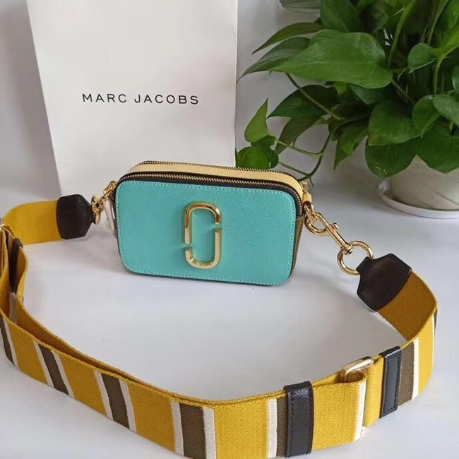 MARC JACOBS Snapshot Saffiano leather cross-body bag 23777