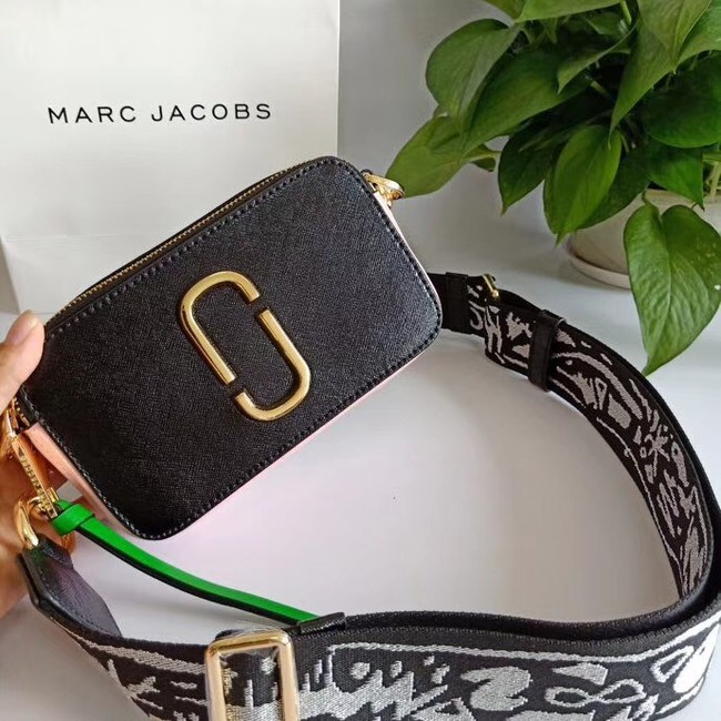 MARC JACOBS Snapshot Saffiano leather cross-body bag 23786