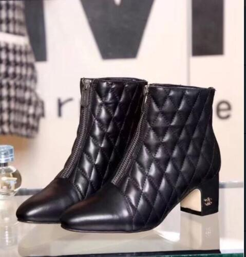 Chanel Ankle Boot CH2365 Black