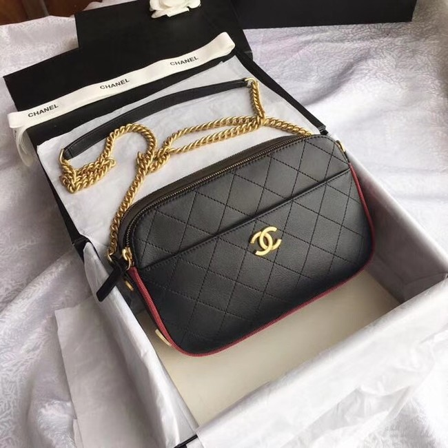Chanel Original Camera Case A57575 black