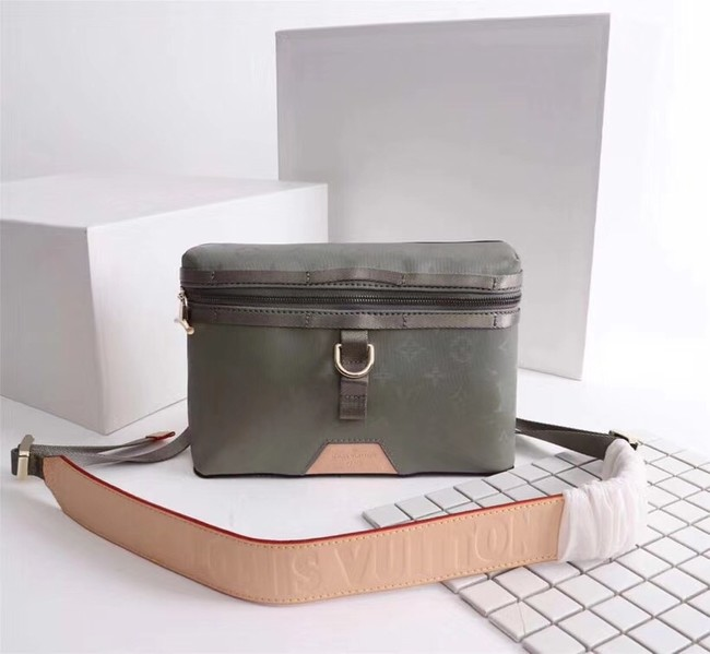Louis vuitton MESSENGER PM M43889 green
