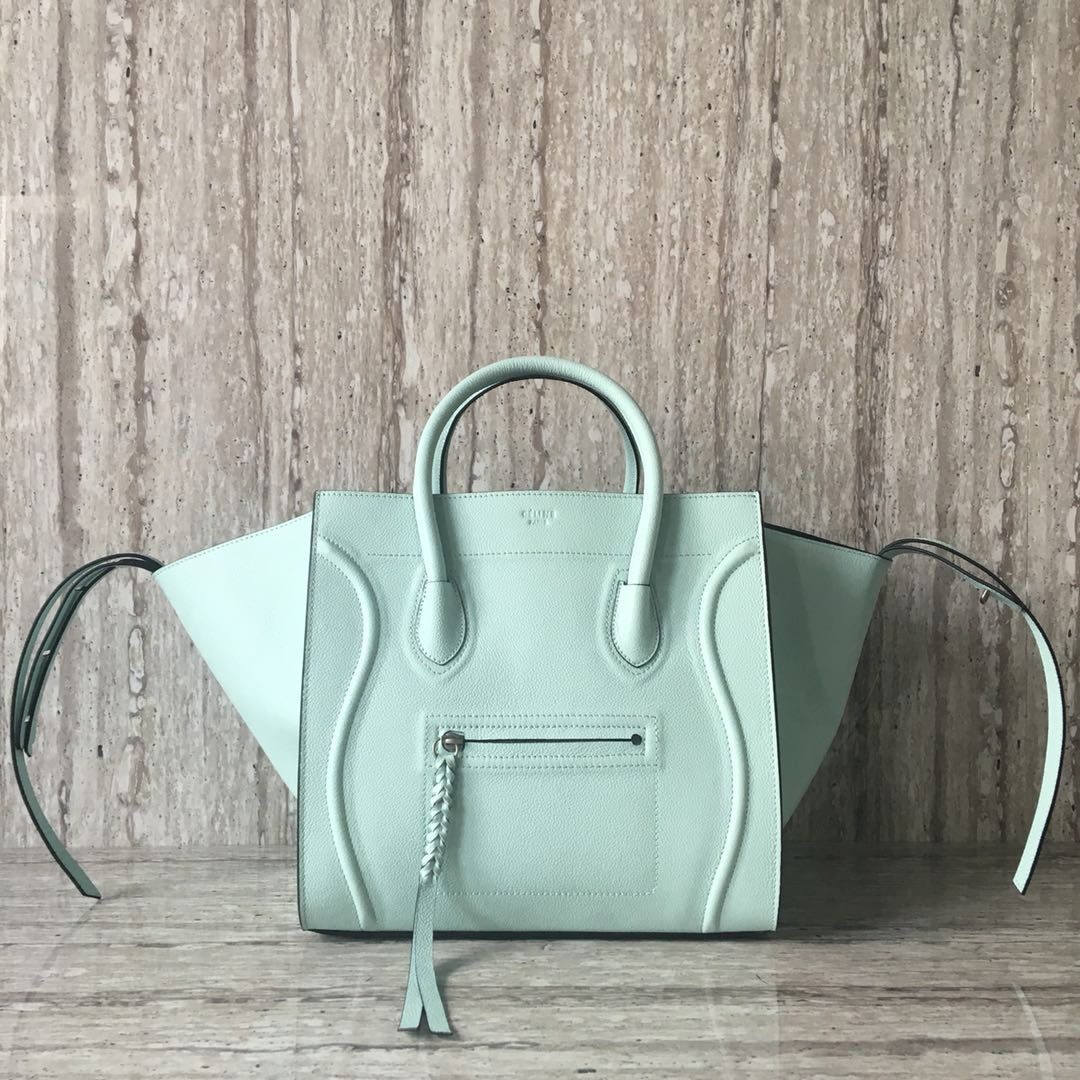 Celine Luggage Phantom Tote Bag Calfskin Leather CT3372