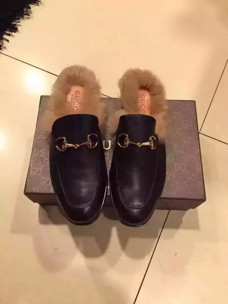 Gucci Casual Shoes GG0632 Black