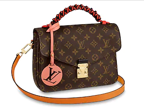 2bc832f5ff35 Louis vuitton original Monogram Canvas POCHETTE METIS M43984