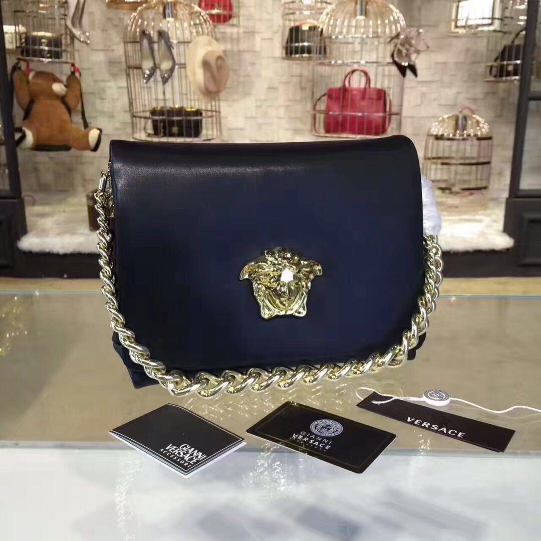 Versace Shoulder Bag VS178 Black