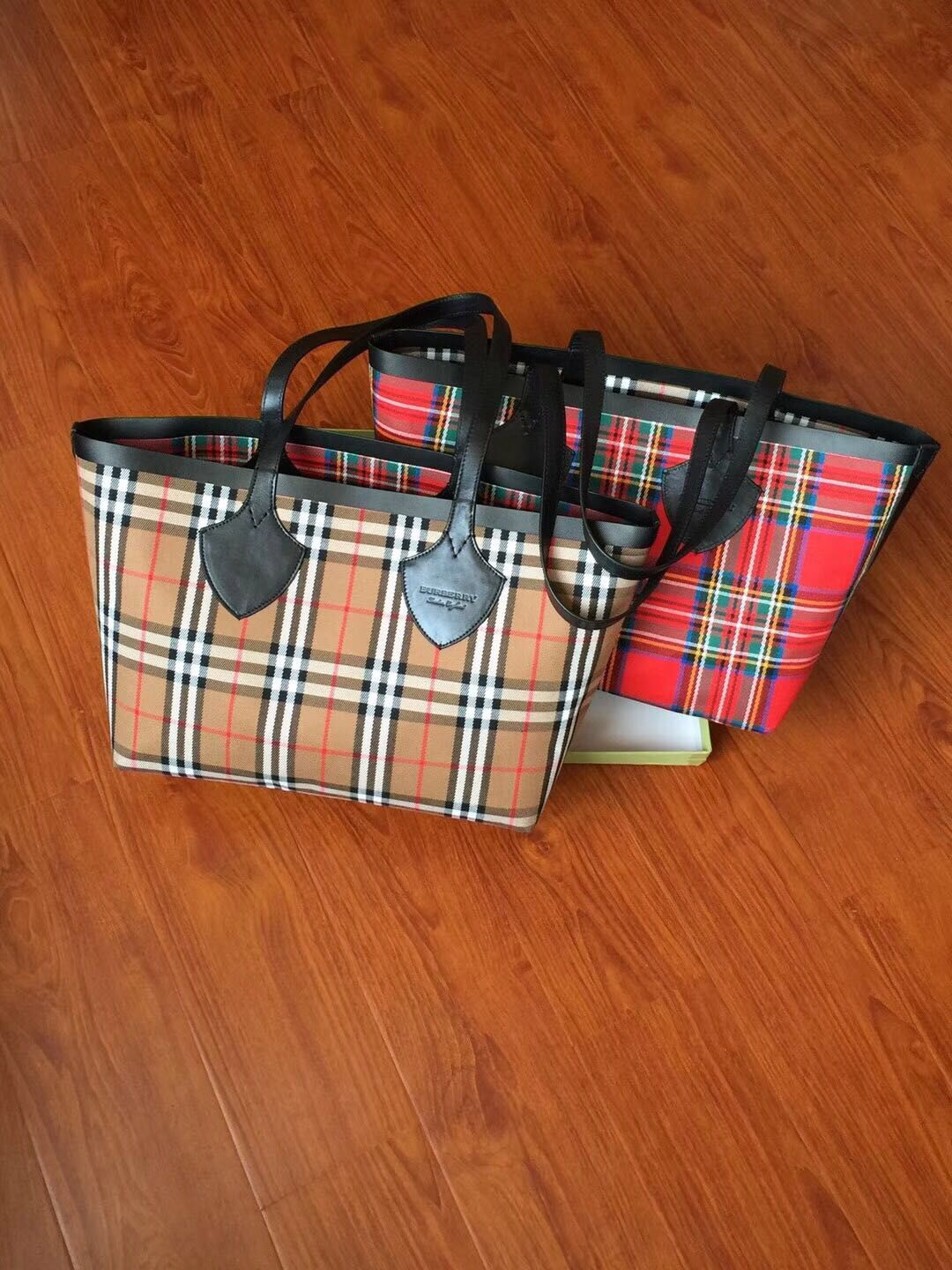 BurBerry Tote Shopping Bags BU55779