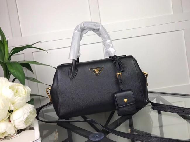 Prada Calf leather bag 1031 black