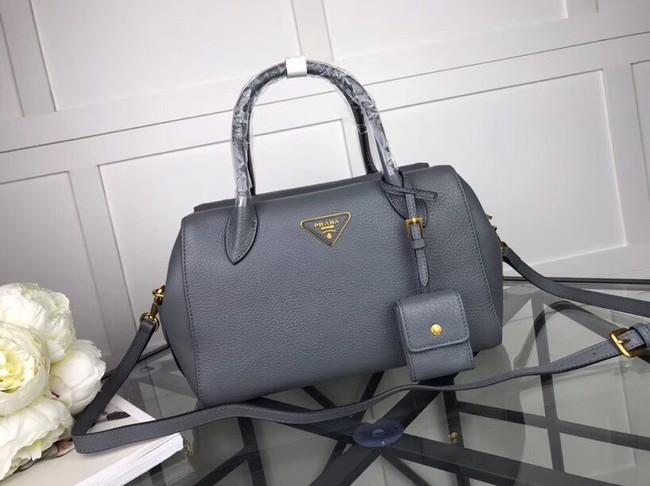 Prada Calf leather bag 1031 grey