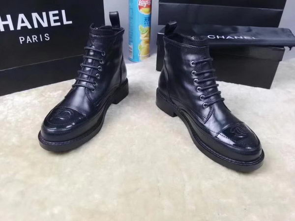 Chanel Ankle Boot CH2219365 Black
