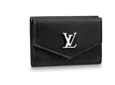 Louis Vuitton LOCKMINI WALLET M63921 Noir