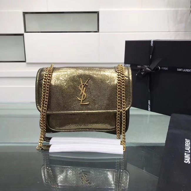 Yves Saint Laurent MINI Niki Chain Bag 5811 gold