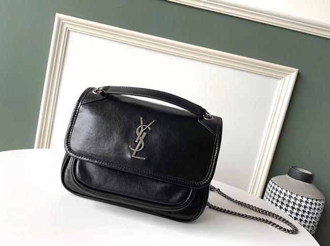 Yves Saint Laurent MINI Niki Chain Bag 5811 black