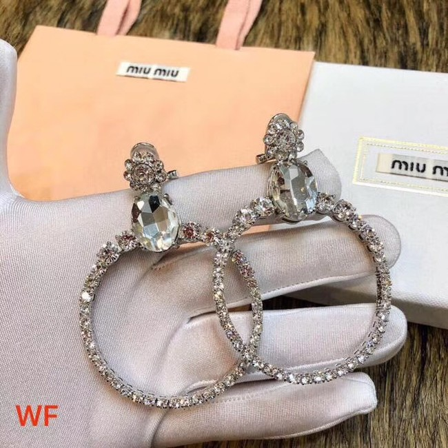 Miu Miu Earrings CE3471