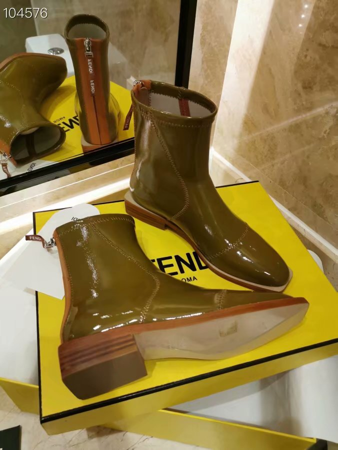 Fendi Shoes FD230GFC-2