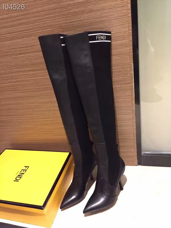 Fendi thigh boot FD234QGC-2