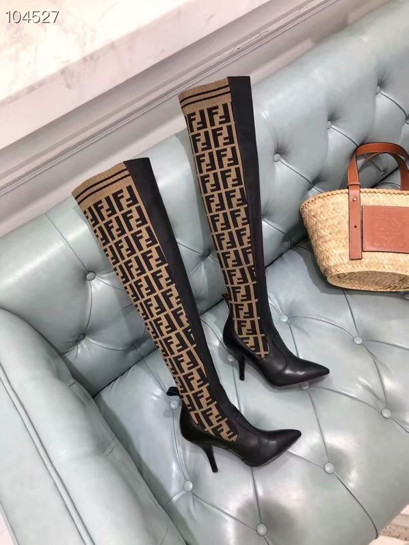 Fendi thigh boot FD234QGC-1